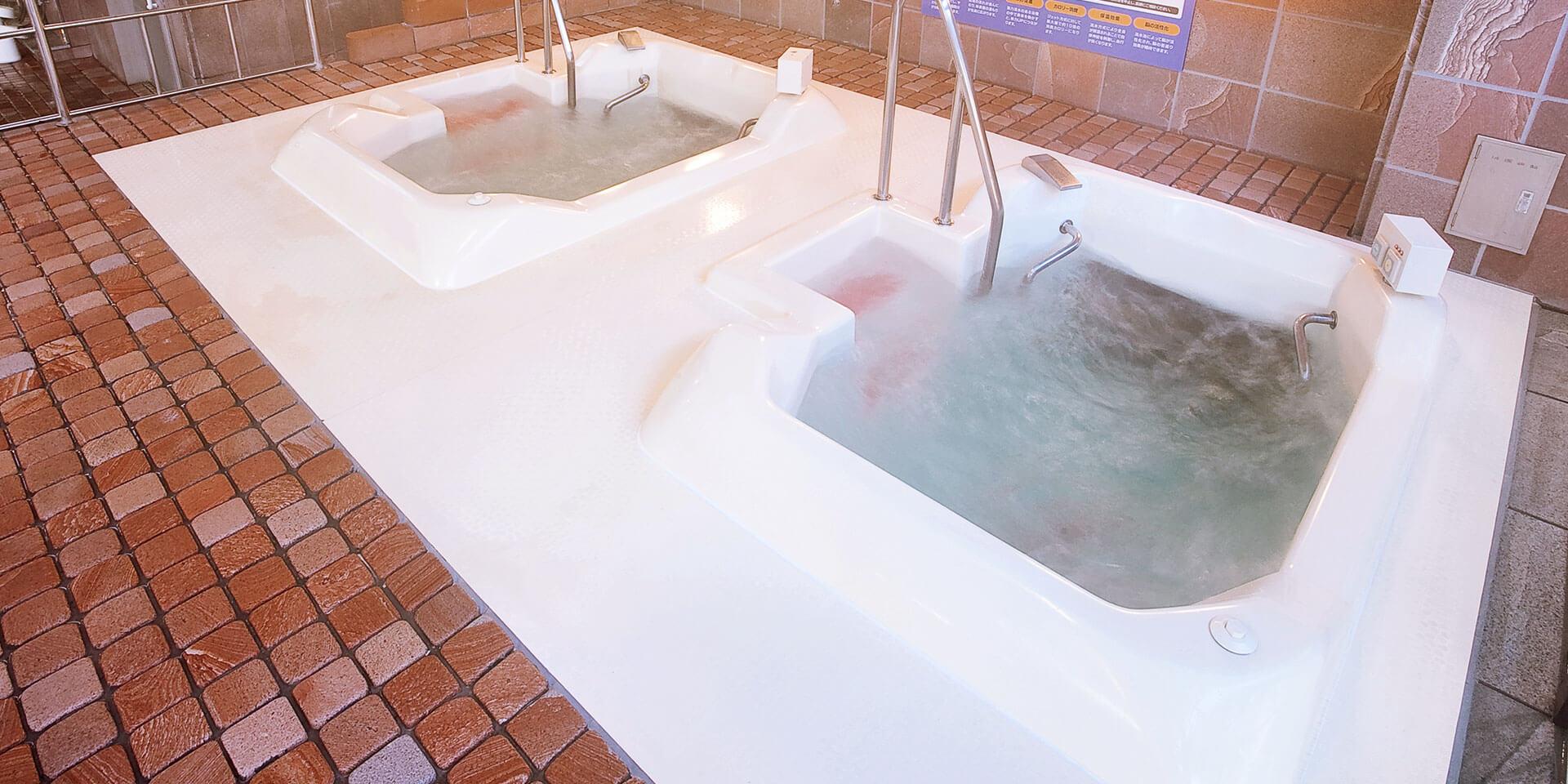 流水浴アクアレビュー